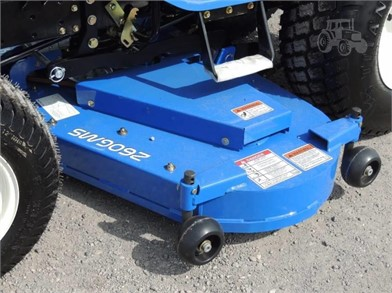 NEW HOLLAND Rotary Mowers For Sale - 64 Listings