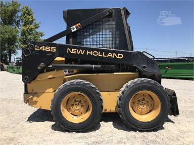 NEW HOLLAND LX465 For Sale - 3 Listings | MachineryTrader