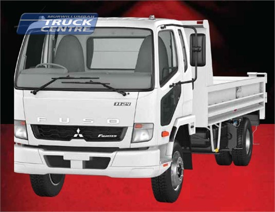 Fuso Fighter 4x2 1124 Built Ready Tipper SWB 6 Sp. MAN