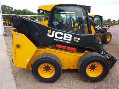 JCB 260 For Sale By Hawke & Company - 1 Listings | MachineryTrader