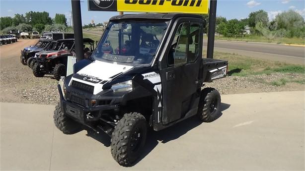POLARIS RANGER XP 900 EPS LE Utility Vehicles For Sale - 23 Listings