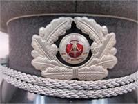 Cold War Era German Military Hat-