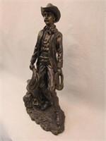 "18"" Cowboy Figure-"