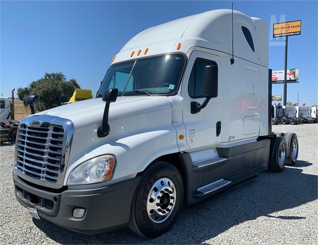 2013 Freightliner Cascadia >> 2013 Freightliner Cascadia 125 For Sale In Lathrop California