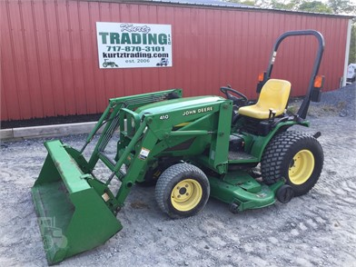 JOHN DEERE 4110 For Sale - 14 Listings   TractorHouse com au - Page