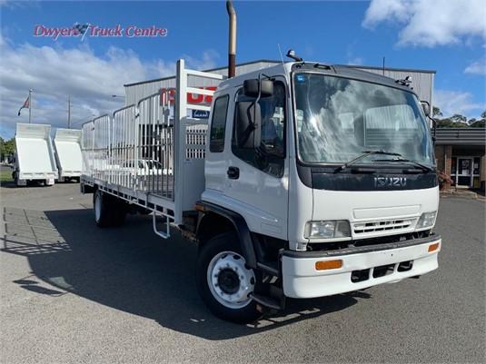 2005 Isuzu FTR 900 Dwyers Truck Centre - Trucks for Sale