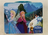 New Disney's Frozen 48 Piece Puzzle