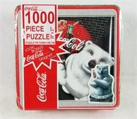 New Coca Cola 1000 Piece Puzzle