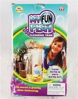 As Seen On T.v. My Fun Fish Cleaning Tank