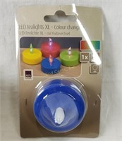 Huge Lot Of Color Changing Led Tealights