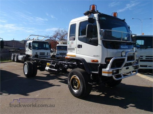 2005 Isuzu FTS 750 4x4 - Trucks for Sale
