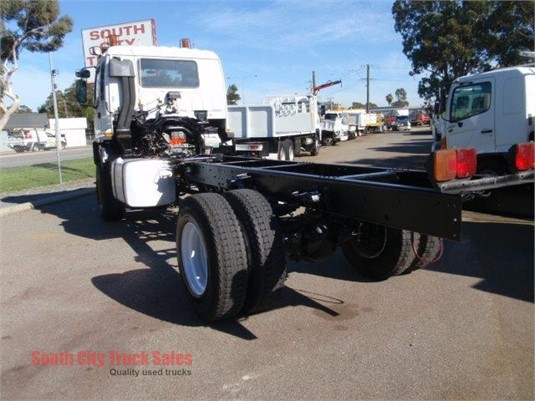 2005 Isuzu FTS 750 4x4 South City Truck Sales - Trucks for Sale