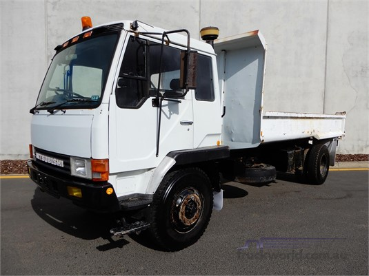 1990 Mitsubishi Fuso FK - Trucks for Sale