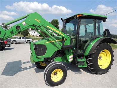 JOHN DEERE 5525 For Sale - 32 Listings | TractorHouse.com - Page 1 on