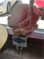 Kawartha Ice Cream Sign