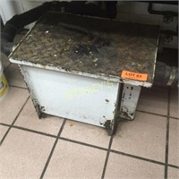 Above Ground Grease Trap - 17 x 12 x 13