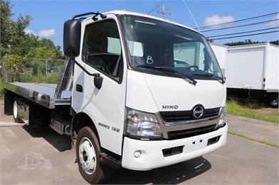 HINO 195 Roll-Back For Sale By Robert Green Truck Division
