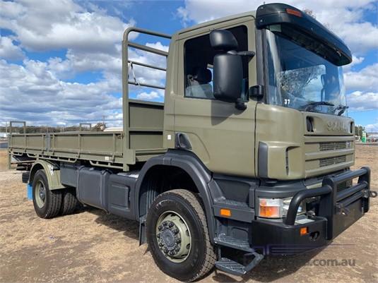 2002 Scania P114 Trucks for Sale