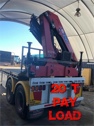 2017 Hmf other Southern Star Truck Centre Pty Ltd - Cranes & Tailgates for Sale