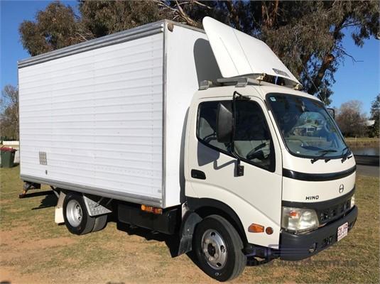 2006 Hino Dutro 5000 - Trucks for Sale