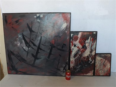 3 PEINTURE Other Items For Sale - 1 Listings