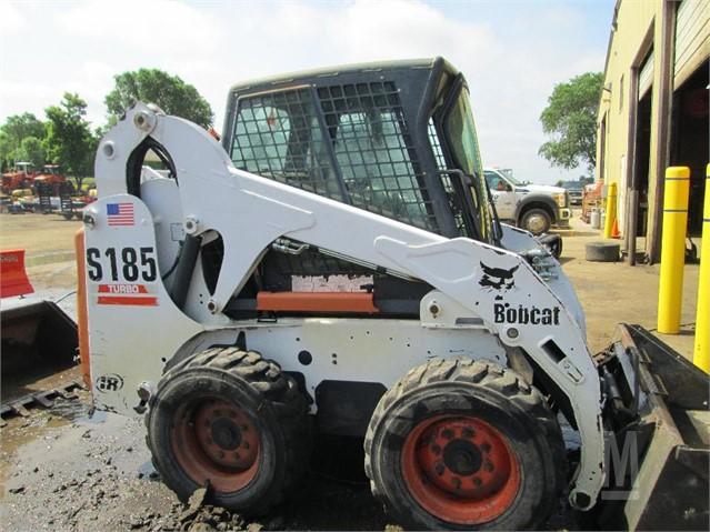 2003 BOBCAT S185 For Sale In Anoka, Minnesota