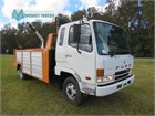 2006 Fuso Fighter FK6.0 Service Vehicle