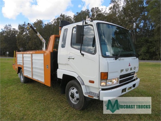 2006 Fuso Fighter FK6.0 Midcoast Trucks - Trucks for Sale