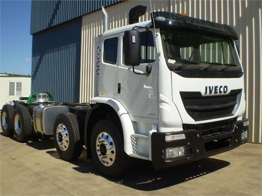 2018 Iveco Acco 2350G - Trucks for Sale