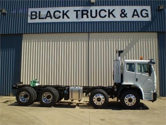 2018 Iveco Acco 2350G Black Truck Sales - Trucks for Sale