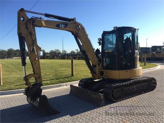 2013 Caterpillar 305.5E CR - Heavy Machinery for Sale