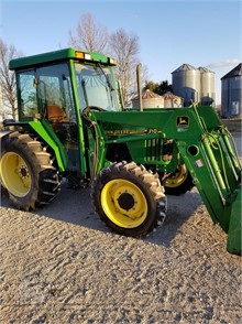 JOHN DEERE 5310 For Sale - 18 Listings | TractorHouse com
