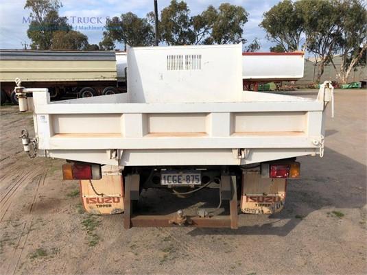 2006 Isuzu NPR 250/300 Medium Factory Tipper Midwest Truck Sales - Trucks for Sale
