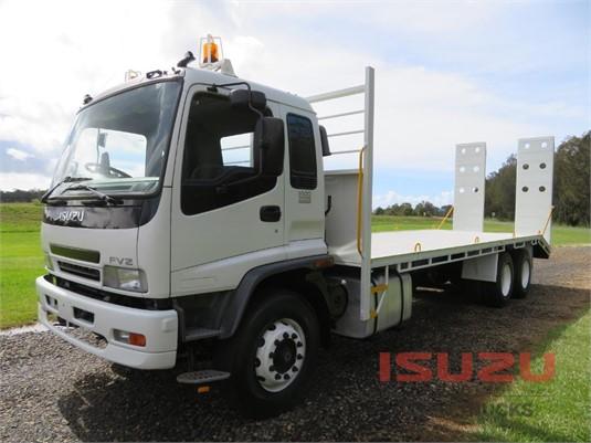 2002 Isuzu FVY 1400 Auto Used Isuzu Trucks - Trucks for Sale