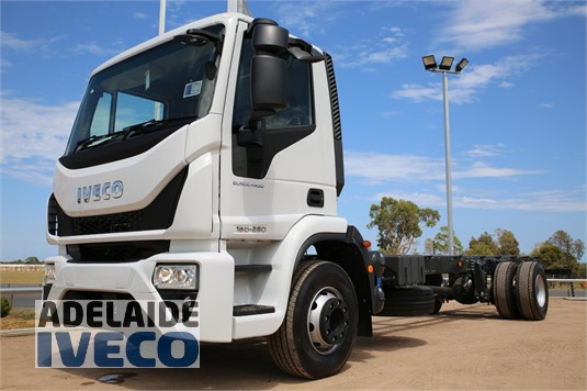 2018 Iveco Eurocargo ML160 Adelaide Iveco - Trucks for Sale