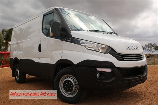 2018 Iveco Daily 35s13A8 Emanuele Bros Isuzu & Iveco Trucks - Light Commercial for Sale