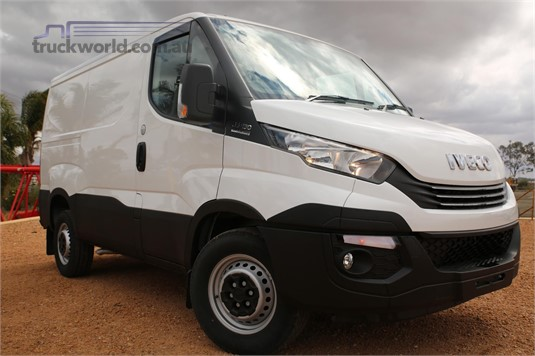2018 Iveco Daily 35s13A8 - Truckworld.com.au - Light Commercial for Sale