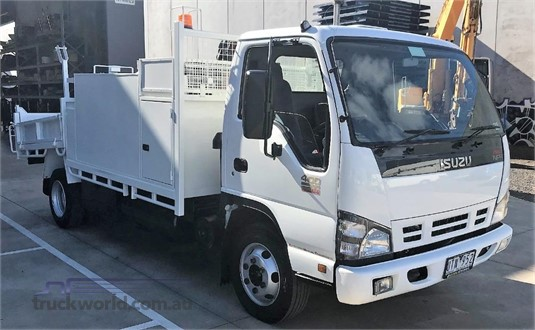 2007 Isuzu NPR 400 Trucks for Sale