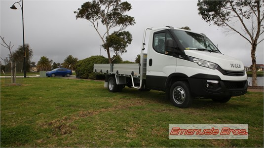 2019 Iveco Daily 45C17 Emanuele Bros Isuzu & Iveco Trucks - Light Commercial for Sale