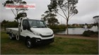 2019 Iveco Daily 45C17 Ute
