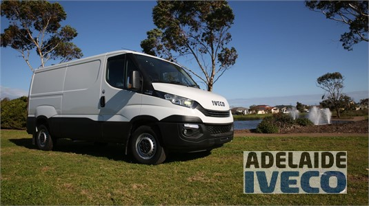 2019 Iveco Daily 35s17 Adelaide Iveco - Light Commercial for Sale