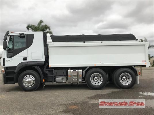 2019 Iveco Stralis AT500 Emanuele Bros Isuzu & Iveco Trucks - Trucks for Sale