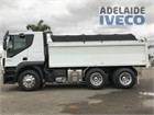 2019 Iveco Stralis AT500 Tipper