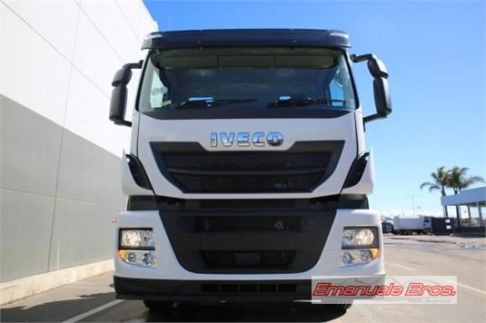 2018 Iveco Stralis AD450 Emanuele Bros Isuzu & Iveco Trucks - Trucks for Sale