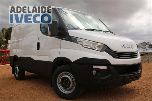2018 Iveco Daily 35s13A8 Adelaide Iveco - Light Commercial for Sale