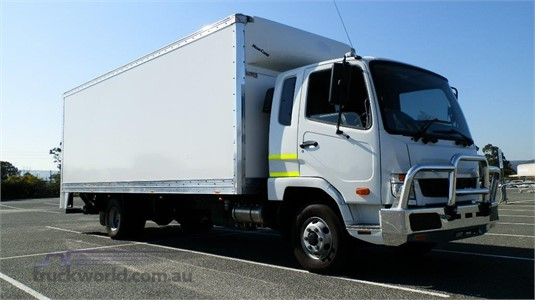 2015 Mitsubishi Fighter FK600 Truck Traders WA  - Trucks for Sale