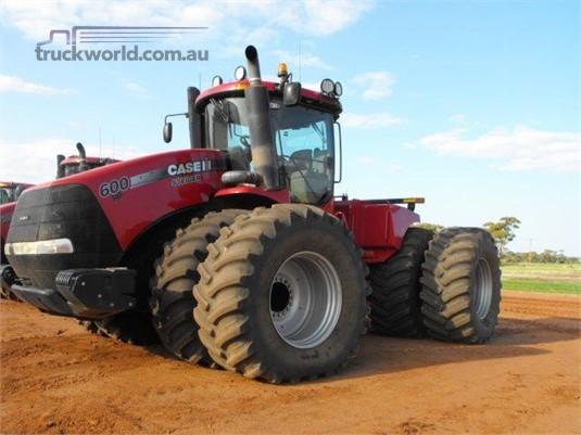 2012 Case Ih Steiger 600 HD Farm Machinery for Sale