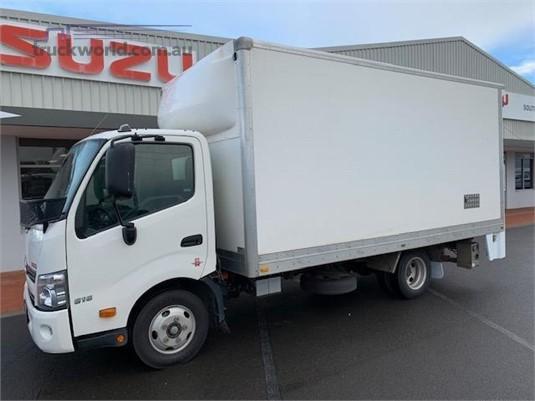 2016 Hino 300 Series 616 Auto - Trucks for Sale