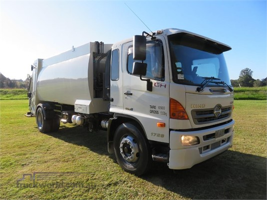 2011 Hino 500 Series 1727 GH Trucks for Sale