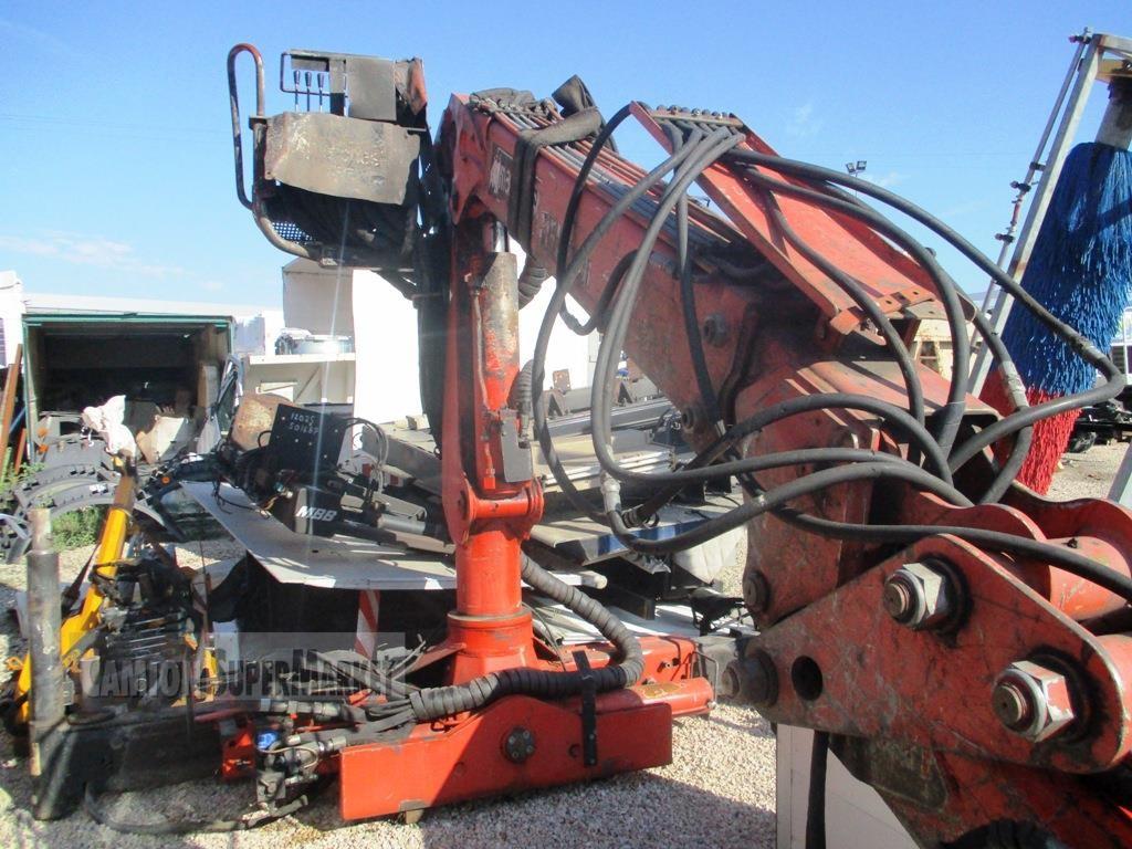 MARCHESI M12000R Usato 2011